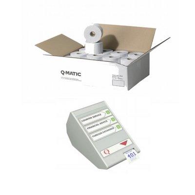 Qmatic Ticket Roll BP