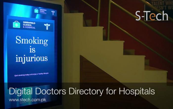 Digital Directory for Hospitals
