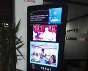 NIBAF Digital Signage S-Tech