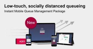 Instant Mobile Queue Management