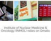 INMOL relies on Qmatic